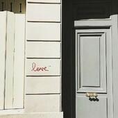 L'inspiration nous vient à chaque coin de rue…   #laureplusmax #inspiration #rue #love
