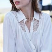 Détails✨  La chemise Blanche nous accompagne en ce mois de rentrée.   🤍 www.laureplusmax.com pour toutes vos envies shopping et les retours sont gratuits! 🤍 Une question? un doute? envoyez-nous un petit DM, nous pourrons vous aider.  #laureplusmax #rentrée #capsuledeseptembre #blouse #blanche